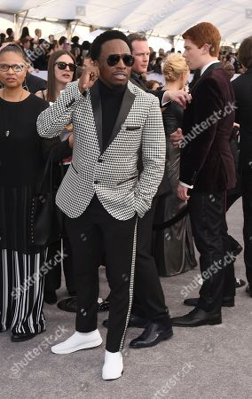 Eddie Griffin arrives at the 25th annual Screen Actors Guild Awards at the Shrine Auditorium & Expo Hall, in Los Angeles