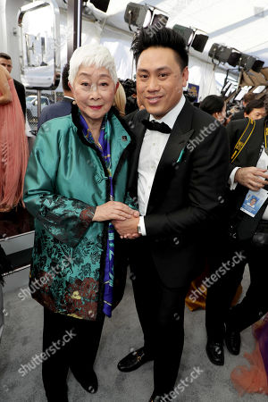 Stock Picture of Lisa Lu, Jon M. Chu