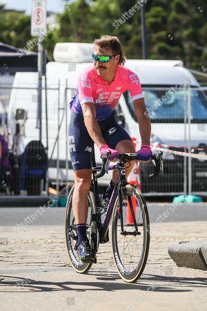 Mitchell DOCKER (AUS) before the 2019 Cadel Evans Great Ocean Road Elite Mens Race