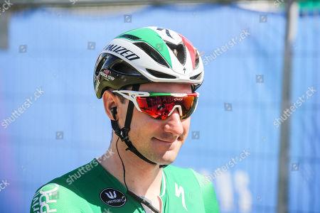 Elia VIVIANI (ITA) before the 2019 Cadel Evans Great Ocean Road Elite Mens Race
