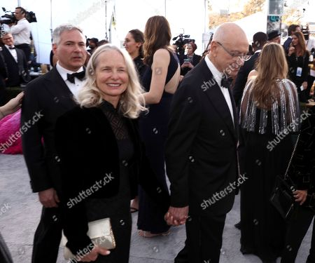 Editorial photo of 25th Annual SAG Awards - Red Carpet, Los Angeles, USA - 27 Jan 2019