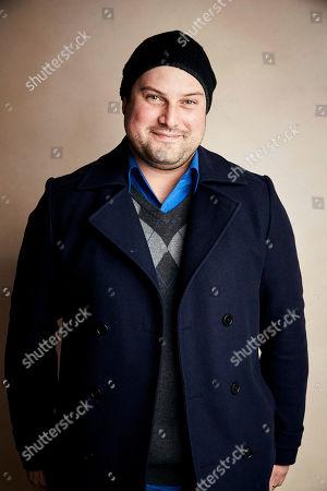 "Editorial picture of 2019 Sundance Film Festival - ""Mope"" Portrait Session, Park City, USA - 27 Jan 2019"