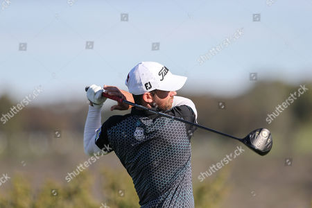 San Diego, CA..Ben Silverman during final round of the Farmers Open at Torrey Pines golf course in San Diego, Ca on , 2019. Jevone Moore