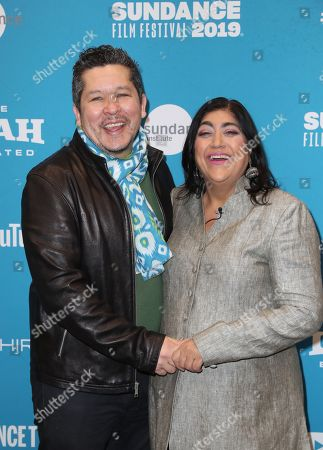 Editorial picture of 2019 Sundance Film Festival - premeire of 'Blinded By The Light', Park City, USA - 27 Jan 2019
