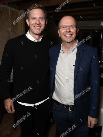 Co-Head Movies at Amazon Studios Matt Newman and Founder and CEO of IMDb Col Needham