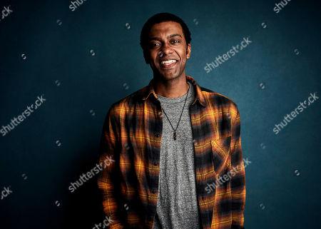 "Editorial photo of 2019 Sundance Film Festival - ""Premature"" Portrait Session, Park City, USA - 27 Jan 2019"