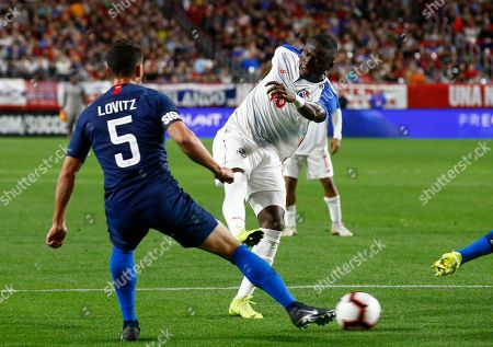 Editorial picture of Panama US Soccer, Glendale, USA - 27 Jan 2019