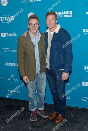 Tim Daly and Sam Daly
