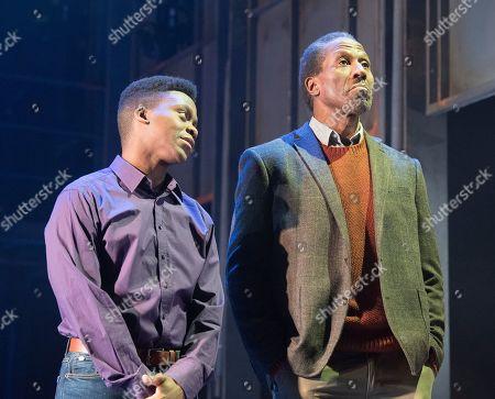 Tyrone Huntley as Obi, Cornell S Johnson as Kenneth
