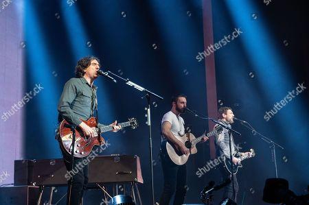 Gary Lightbody, Johnny McDaid, Nathan Connolly - Snow Patrol