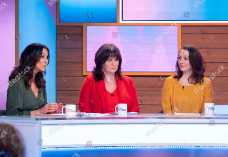 Editorial photo of 'Loose Women' TV show, London, UK - 28 Jan 2019