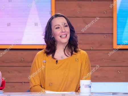 Editorial image of 'Loose Women' TV show, London, UK - 28 Jan 2019