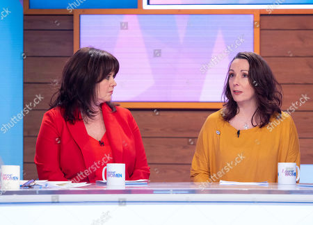 Editorial picture of 'Loose Women' TV show, London, UK - 28 Jan 2019