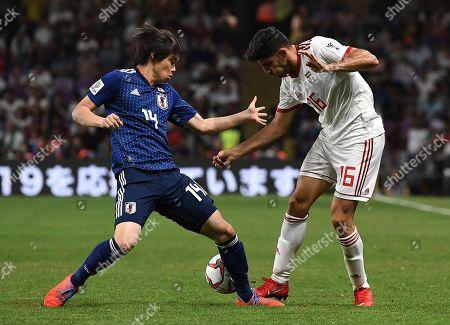 Editorial photo of Emirates Soccer AFC Asian Cup Iran Japan, Al Ain, United Arab Emirates - 28 Jan 2019
