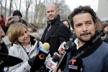 Editorial photo of El Chapo Prosecution, New York, USA - 28 Jan 2019