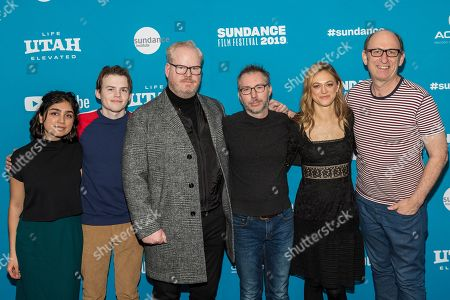 Editorial photo of 'Light from Light' premiere, Sundance Film Festival, Park City, USA - 28 Jan 2019