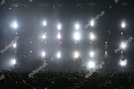 Massive Attack - Robert del Naja aka '3D' and Grant Marshall aka 'Daddy G'