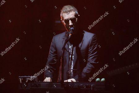 Massive Attack - Robert del Naja aka '3D'