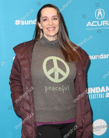 Julia Murney arrives for the premiere of 'Big Time Adolescence' at the 2019 Sundance Film Festival in Park City, Utah, USA, 28 January 2019. The festival runs from the 24 January to 2 February 2019.