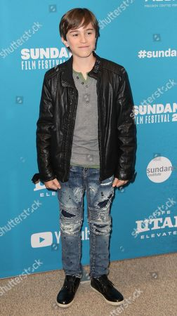 Aiden Arthur arrives for the premiere of 'Big Time Adolescence' at the 2019 Sundance Film Festival in Park City, Utah, USA, 28 January 2019. The festival runs from the 24 January to 2 February 2019.
