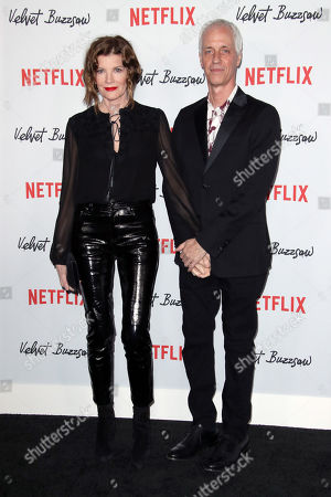 Rene Russo and Dan Gilroy