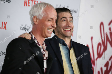 Dan Gilroy and Jake Gyllenhaal