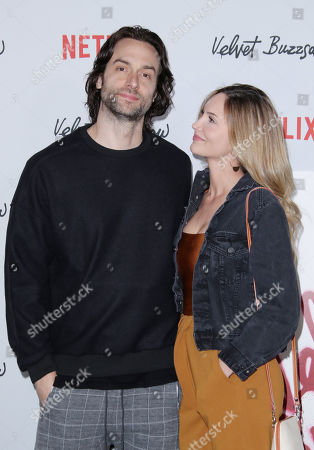 Editorial image of 'Velvet Buzzsaw' film premiere, Arrivals, The Egyptian Theatre, Los Angeles, USA - 28 Jan 2019