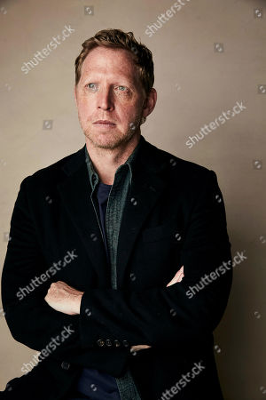 """Matt Tyrnauer poses for a portrait to promote the film """"Where's My Roy Cohn?"""" at the Salesforce Music Lodge during the Sundance Film Festival, in Park City, Utah"""