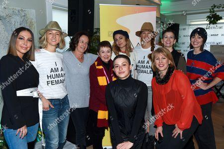 Stock Image of Hannah Pearl Utt, Alia Shawkat, Dean Elizabeth Daley, Laure de Clermont-Tonnerre, Victoria Stone, Amy Emmerich, Diana Madison, Bert and Bertie