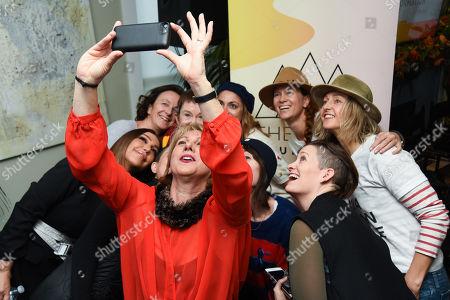 Hannah Pearl Utt, Alia Shawkat, Dean Elizabeth Daley, Laure de Clermont-Tonnerre, Victoria Stone, Amy Emmerich, Diana Madison, Bert and Bertie