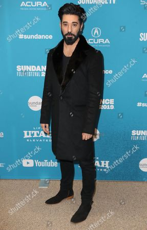 Ray Panthaki arrives for the premiere of the film 'Official Secrets' at the 2019 Sundance Film Festival in Park City, Utah, USA, 28 January 2019. The festival runs from 24 January to 02 February 2019.