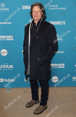Gavin Hood arrives for the premiere of the film 'Official Secrets' at the 2019 Sundance Film Festival in Park City, Utah, USA, 28 January 2019. The festival runs from 24 January to 02 February 2019.