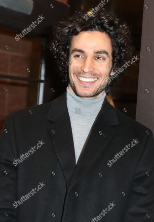 Palestinian actor Adam Bakri arrives for the premiere of the film 'Official Secrets' at the 2019 Sundance Film Festival in Park City, Utah, USA, 28 January 2019. The festival runs from 24 January to 02 February 2019.