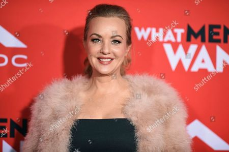 """Wendi McLendon-Covey attends the LA Premiere of """"What Men Want"""" at the Regency Village Theatre, in Los Angeles"""