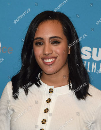 Editorial photo of 'Fighting With My Family' premiere, Arrivals, Sundance Film Festival, Park City, USA - 28 Jan 2019