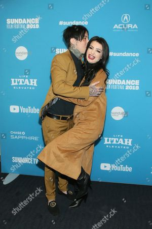 "Editorial image of 2019 Sundance Film Festival - ""Fighting With My Family"" Premiere, Park City, USA - 28 Jan 2019"