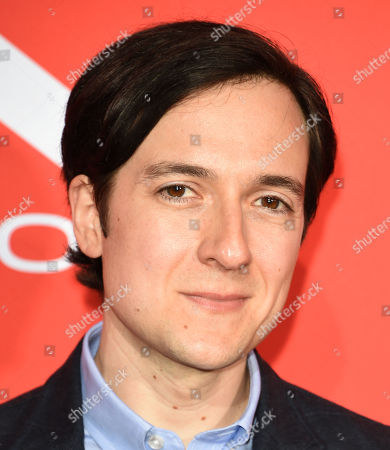 Stock Image of Josh Brener
