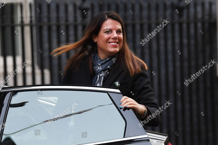 Stock Photo of Caroline Noakes, Immigration Minister
