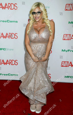 Editorial image of AVN Awards, Las Vegas, USA - 26 Jan 2019