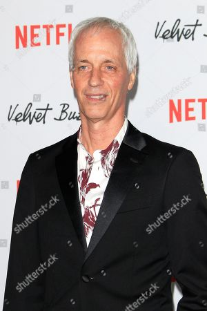 Dan Gilroy arrives for the Netflix premiere of his movie 'Velvet Buzzsaw' at the Egyptian Theatre in Hollywood, Los Angeles, California, USA, 28 January 2019.