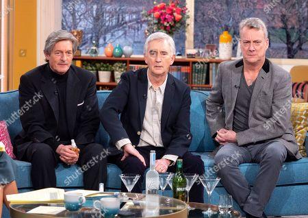 Nigel Havers, Denis Lawson and Stephen Tompkinson