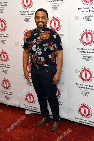 Editorial picture of The Critics' Circle Theatre Awards, London, UK - 29 Jan 2019