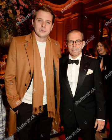 Editorial image of Christian Dior: Designer of Dreams exhibition dinner, V&A Museum, London, UK - 29 Jan 2019