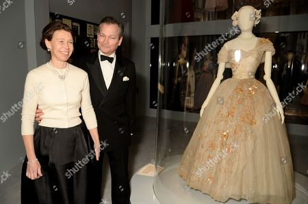 Lady Sarah Chatto and Daniel Chatto
