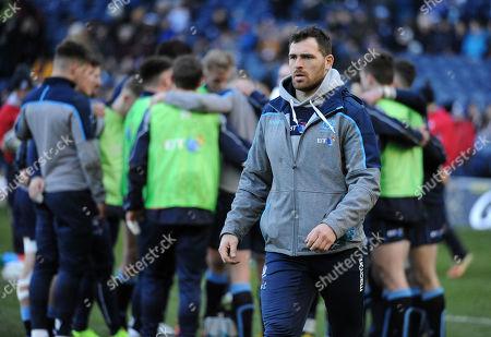 Sean Lamont - Scotland strength & conditioning coach.