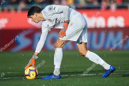 Yassine Bounou of Girona FC