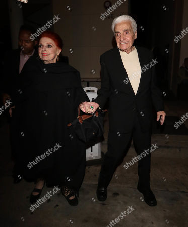 Stock Picture of Carole Cook and Tom Troupe