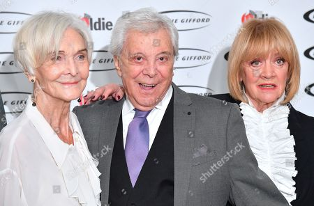Sheila Hancock, Lionel Blair and Amanda Barrie