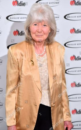 Stock Image of Jilly Cooper