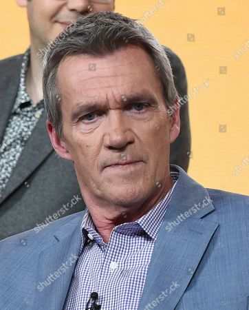 """Neil Flynn participate in NBC's """"Abby's"""" panel during the NBCUniversal TCA Winter Press Tour, in Pasadena, Calif"""